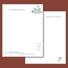 Letterhead and Second Sheet