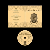 Audio CD Cover and Disc