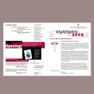 Newsletter Front & Back Cover