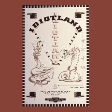 Idiotland Poster
