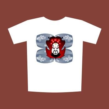 Opera Face T-shirt